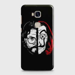 HUAWEI HONOR 5X MONEY HEIST PROFESSOR Case