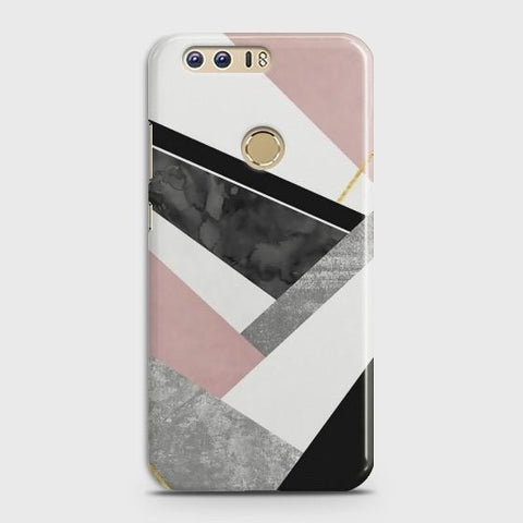 Huawei Honor 8 Luxury Marble design Case - Phonecase.PK