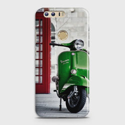 HUAWEI HONOR 8 Vintage Vespa Case