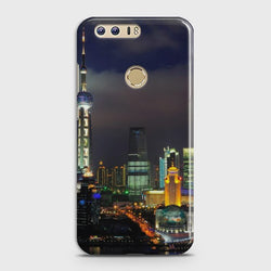 HUAWEI HONOR 8 Modern Architecture Case