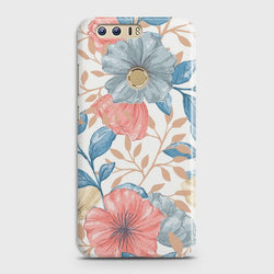 HUAWEI HONOR 8 Seamless Flower Case