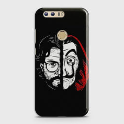 HUAWEI HONOR 8 MONEY HEIST PROFESSOR Case