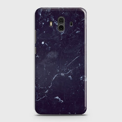 HUAWEI MATE 10 Royal Blue Marble Case
