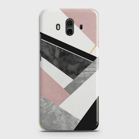 Huawei Mate 10 Luxury Marble design Case - Phonecase.PK