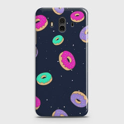 HUAWEI MATE 10 Colorful Donuts Case