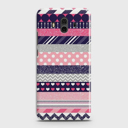 HUAWEI MATE 10 Colourful Circles Case