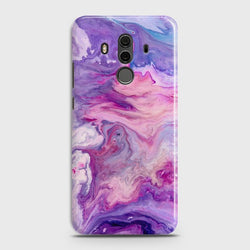 HUAWEI MATE 10 PRO Chic Liquid Marble Case