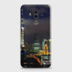 HUAWEI MATE 10 PRO Modern Architecture Case