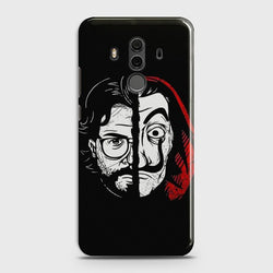HUAWEI MATE 10 PRO MONEY HEIST PROFESSOR Case