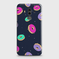 HUAWEI MATE 10 PRO Colorful Donuts Case