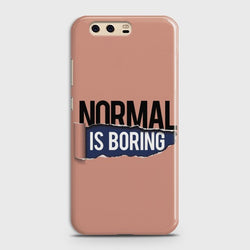 HUAWEI P10 Normal Is Boring Case