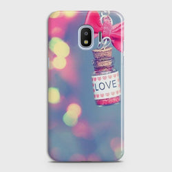 SAMSUNG GALAXY J4 Beautiful Art Case