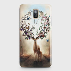 SAMSUNG GALAXY J7 DUO (2018) Blessed Deer Case