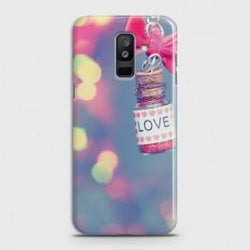 SAMSUNG GALAXY J8 2018 Beautiful Art Case