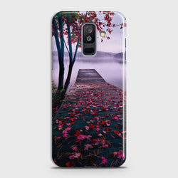 SAMSUNG GALAXY J8 2018 Beautiful Nature Case