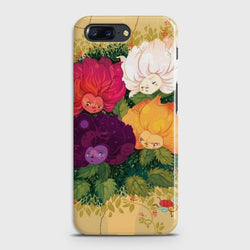 ONEPLUS 5 Sparkel Flower Eye Candy Case