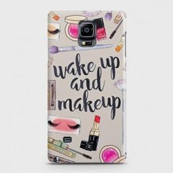 SAMSUNG GALAXY NOTE 4 Wakeup N Makeup Case