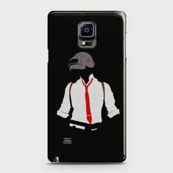 Samsung Galaxy Note 4 PUBG Epic Player Case