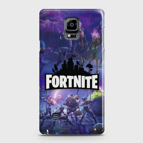 Samsung Galaxy Note 4 Fortnite Warrior Case