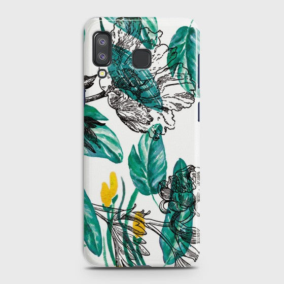SAMSUNG GALAXY A8 STAR(A9 STAR) Sea Green Finiato Case