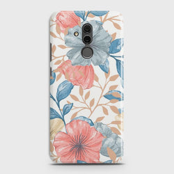 Huawei Mate 20 Lite Seamless Flower Case