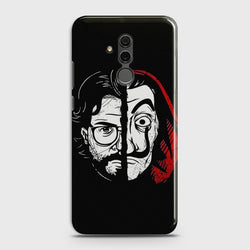 Huawei Mate 20 Lite MONEY HEIST PROFESSOR Case