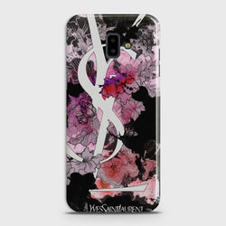 SAMSUNG GALAXY J6 PRIME YSL Candy Flower Case