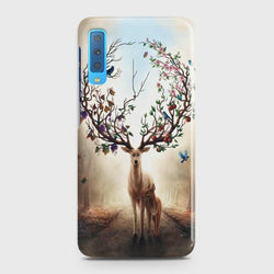 SAMSUNG GALAXY A7 (2018) Blessed Deer Case