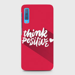 SAMSUNG GALAXY A7 (2018) Think Positive Case