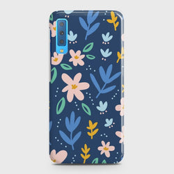 SAMSUNG GALAXY A7 (2018) Colorful Flowers Case