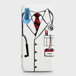 SAMSUNG GALAXY A7 (2018) Doctor Costume Case