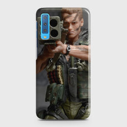 SAMSUNG GALAXY A7 (2018) Ultimate John Matrix Case