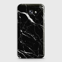 SAMSUNG GALAXY J4 PLUS (2018) Trendy Black Marble Case
