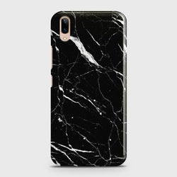 Vivo V11 Pro Trendy Black Marble Case