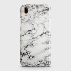 Vivo V11 Pro Trendy White Marble Case