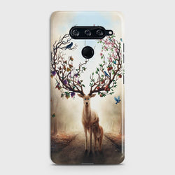 LG V40 Blessed Deer Case