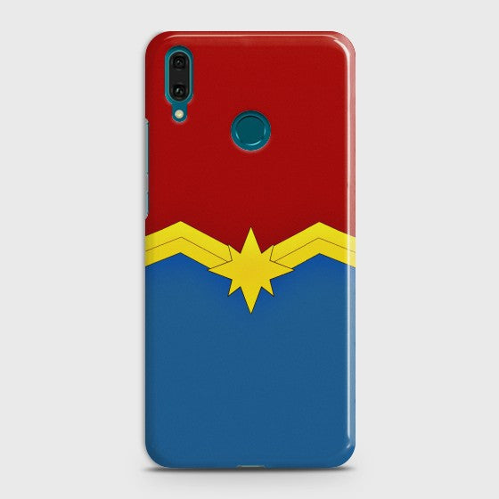 Huawei Y9 2019 Super Women Case