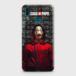 Huawei Y9 2019 Money Heist Case