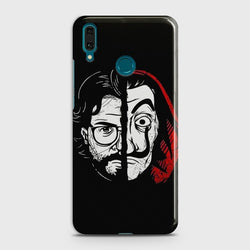 Huawei Y9 2019 MONEY HEIST PROFESSOR Case