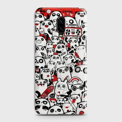 OnePlus 6T Ghost Art  Case