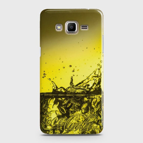 SAMSUNG GALAXY GRAND PRIME PLUS VIntage Water Glass Case