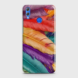 HUAWEI HONOR 8X Colorful Wings Case