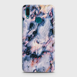 HUAWEI P SMART PLUS Velvet Volcano Marble Case