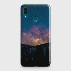 HUAWEI P SMART PLUS Embrace the Galaxy Case