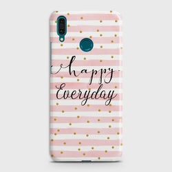 HUAWEI P SMART PLUS Happy Everyday Case