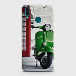 HUAWEI P SMART PLUS Vintage Vespa Case