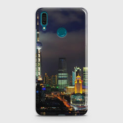 HUAWEI P SMART PLUS Modern Architecture Case
