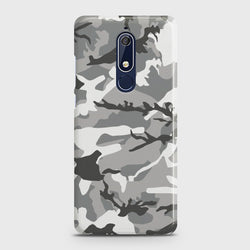 Nokia 5.1 Camo Series v3 Case