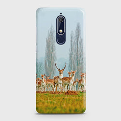 Nokia 5.1 Wildlife Nature Case