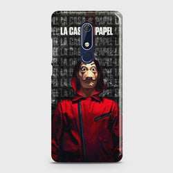 Nokia 5.1 Money Heist Case